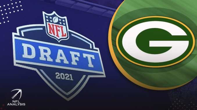 Packers, 2021 NFL Draft, Josh Palmer