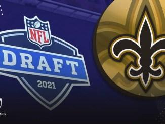 Saints, NFL Draft