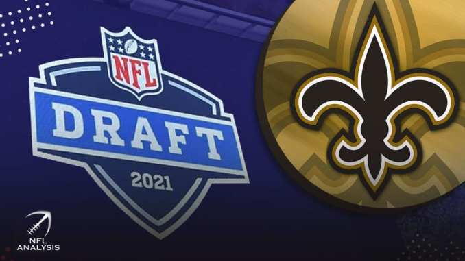 Saints, NFL Draft