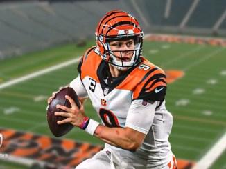 Joe Burrow, Bengals, Cincinnati Bengals