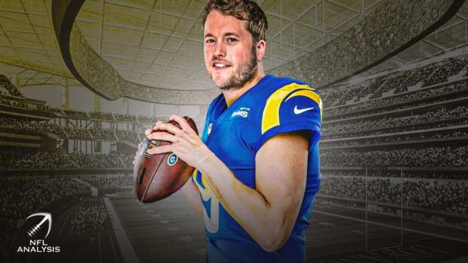 Matthew Stafford, Rams, Los Angeles Rams