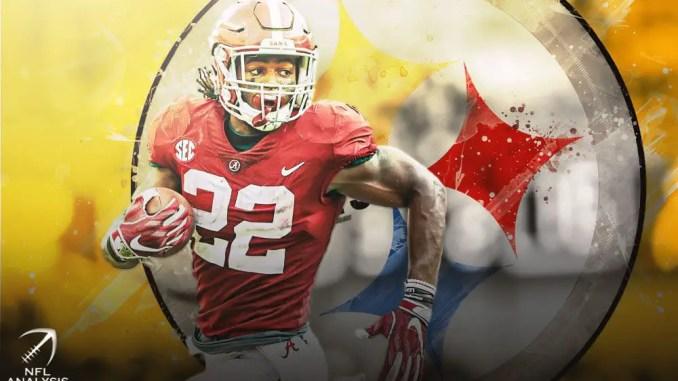 Najee Harris, Pittsburgh Steelers, 2021 NFL Draft