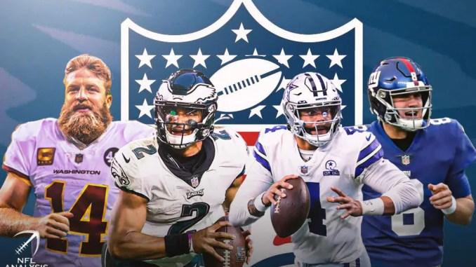 NFC East, NFL