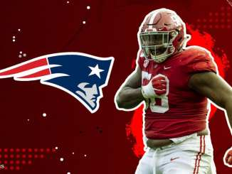New England Patriots, Christian Barmore, 2021 NFL Draft