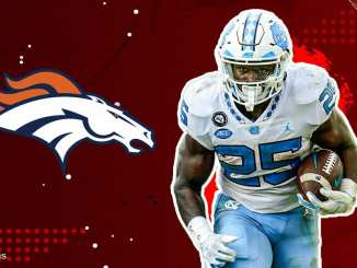 Denver Broncos, Javonte Williams, 2021 NFL Draft