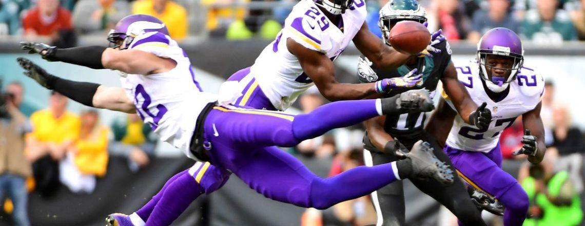 Análisis Minnesota Vikings – Philadelphia Eagles. Parte II