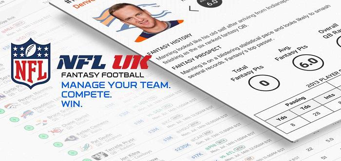 My NFL UK Fantasy Football journey … so far!