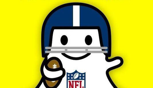 Discover exclusive content from the NFL on Snapchat