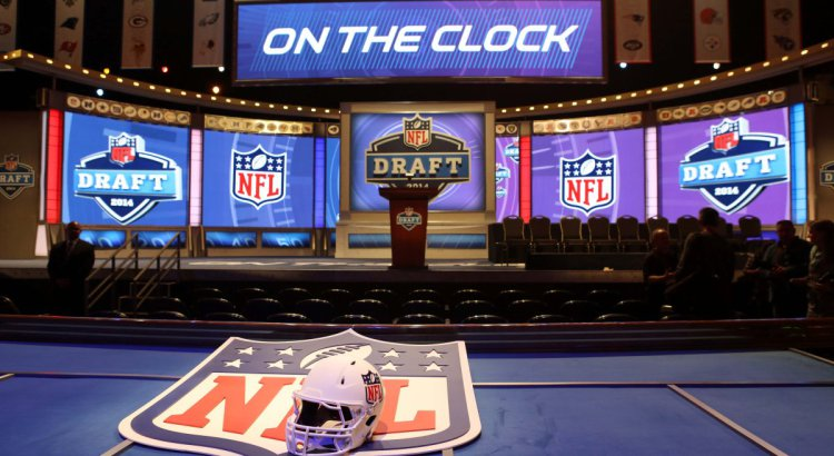 2016 NFL Draft Order Announcement