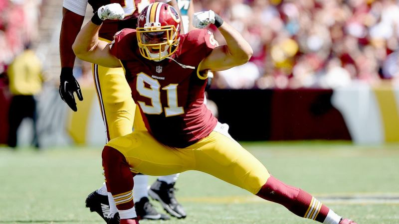 A day in the life of… Ryan Kerrigan, OLB, Washington Redskins