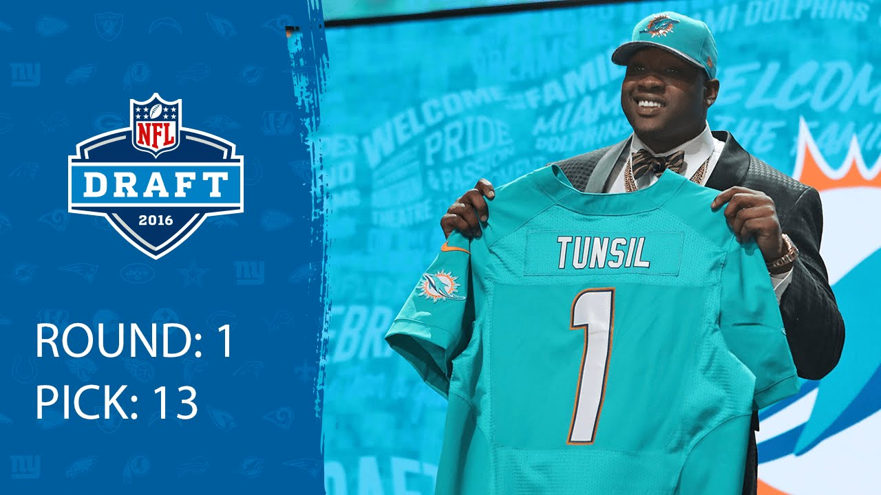 NFL Draft 2016 – How a gas mask altered the first round