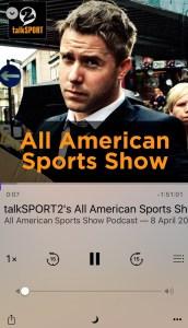 TalkSport2 All American Sports Show