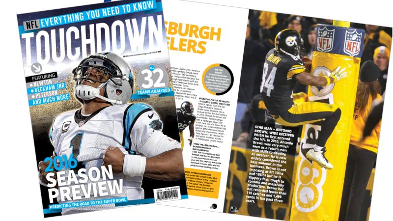 Introducing Touchdown Magazine