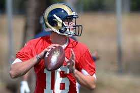 Jared Goff has to be NFL ready to start for the Rams