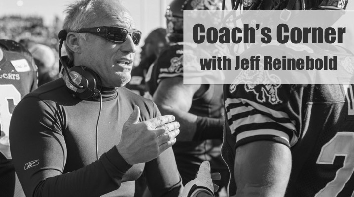 Introducing Coach's Corner with Jeff Reinebold