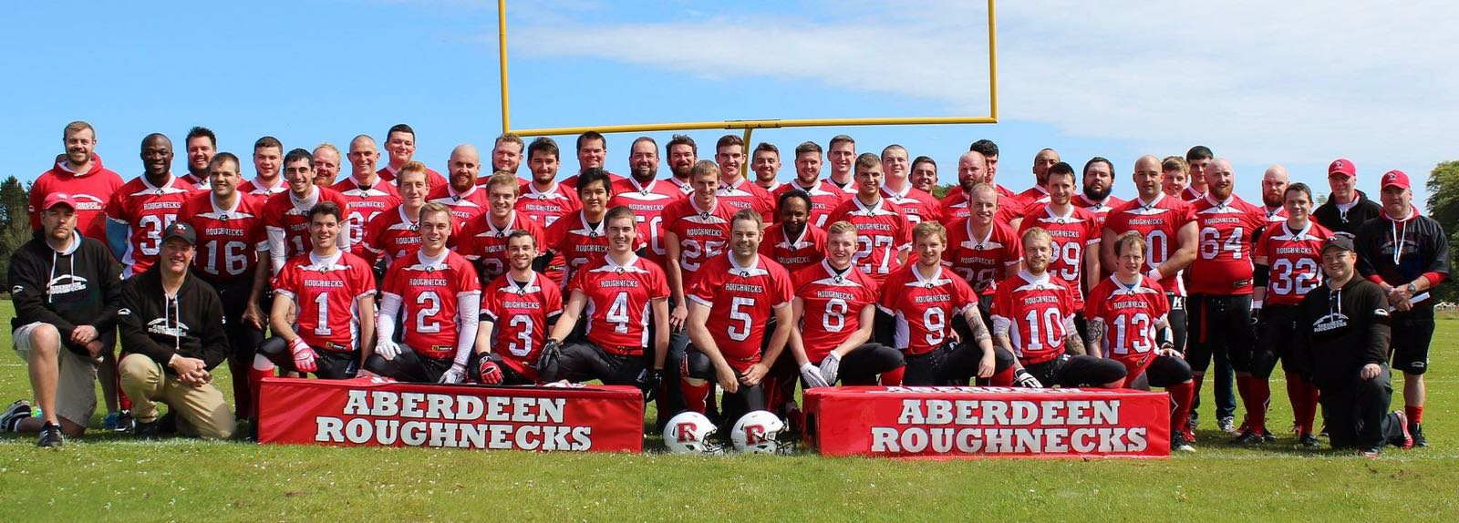 Aberdeen Roughnecks GM Grant Travis on the difficulty starting an American Football team in the UK