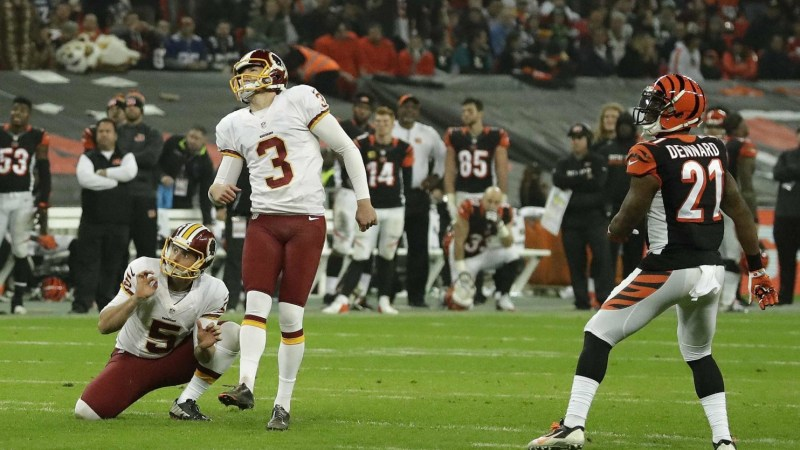 TIE-me to Reflect: 3 Takeaways for the Redskins