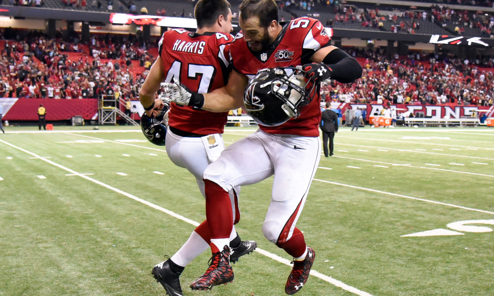 EXPIRED: Atlanta Falcons snapback giveaway!