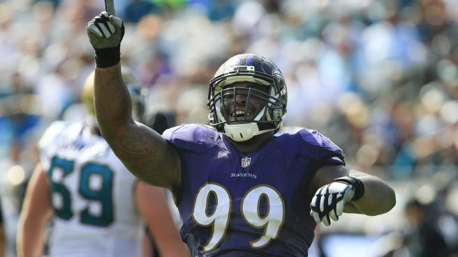 From Raven to Eagle; Philly trade for Jernigan