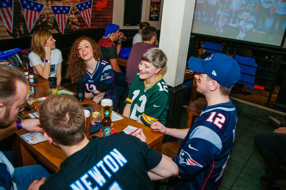 Join us at the second #NFLUKFanMeetUp social event of 2017