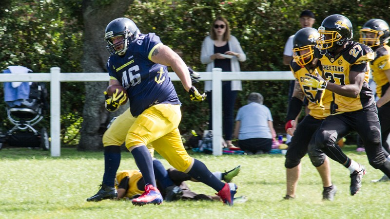 London Warriors knocked out of Premiership playoffs!