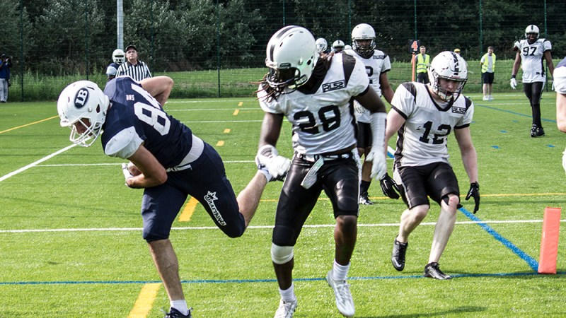 BAFA National League Playoffs begin
