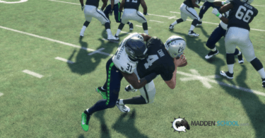 Welcome to Madden 18, where defending doesn't matter