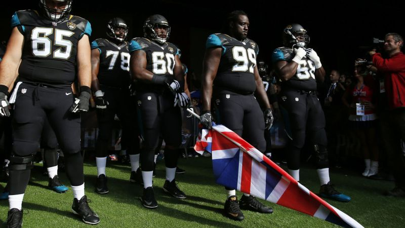 Jaguars to roar in London?