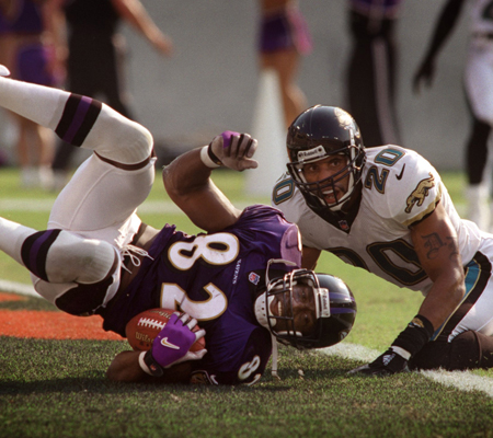 The Greatest Ever… Ravens v Jaguars game