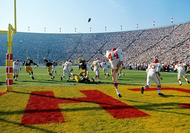 Super Bowl I: The start of an era or 51 years to the day.