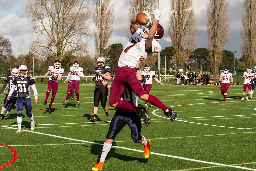BUCS University Football update