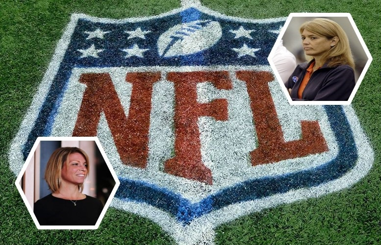 Meet the two females leading the way in Football Operations for the NFL