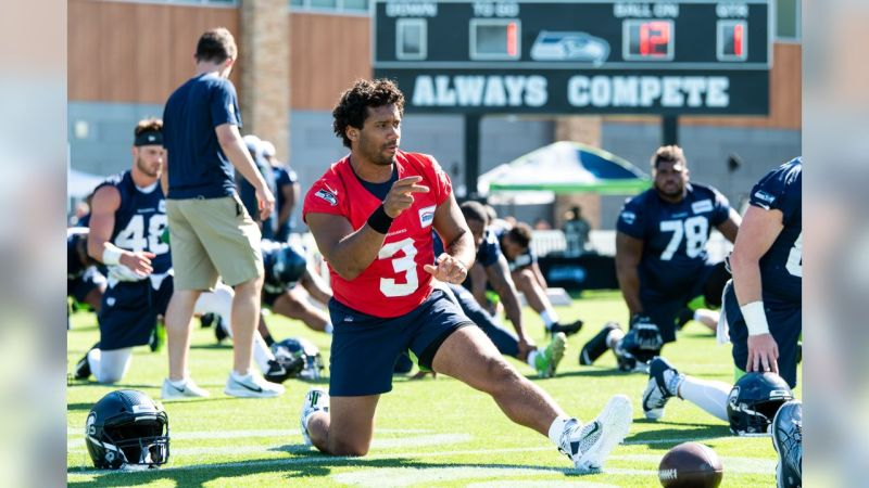 Think you've got what it takes to train like Russell Wilson?!
