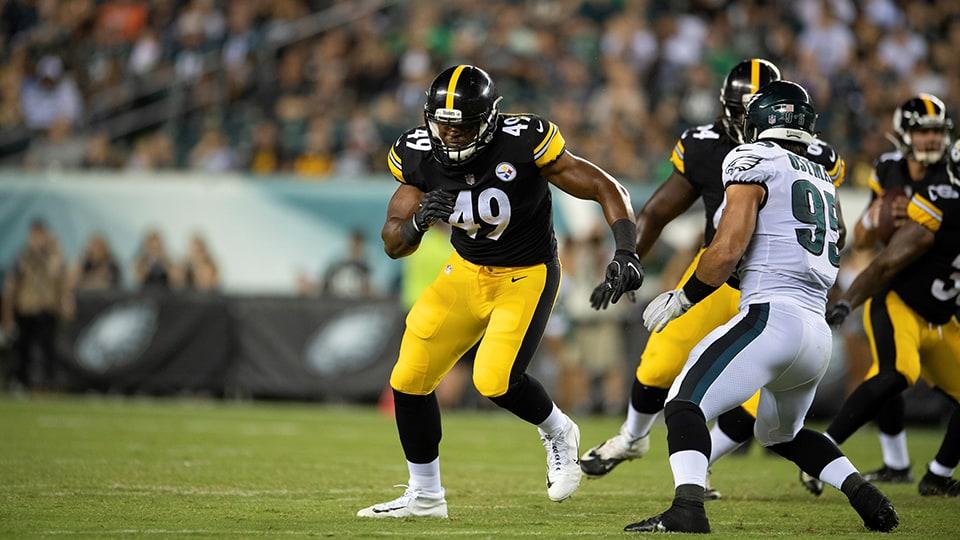 NFLGirlUK interviews Christian Scotland-Williamson, Pittsburgh Steelers