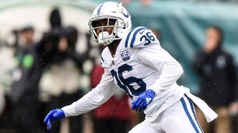 NFLGirlUK interviews Corey Moore, Safety for Indianapolis Colts.