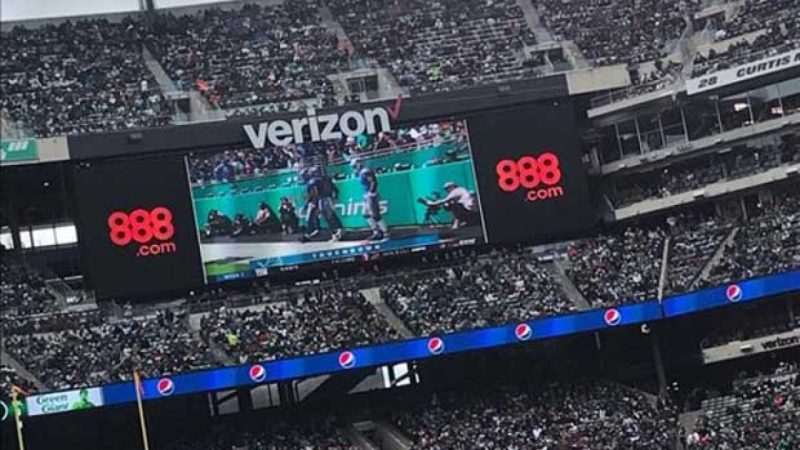 888sport partners with NFL