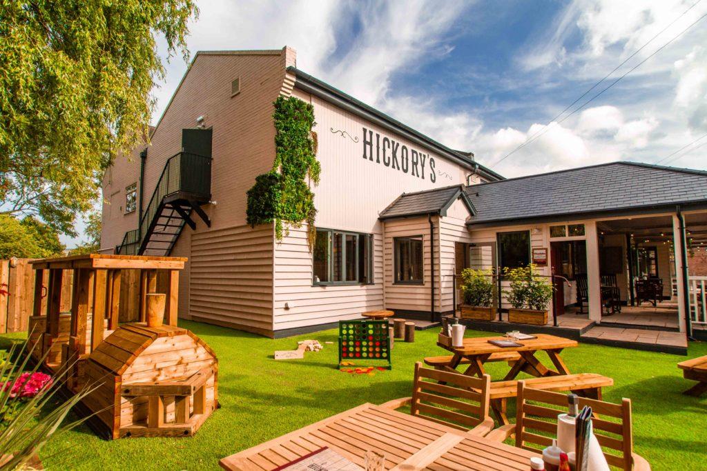 Introducing Hickory's Smokehouse