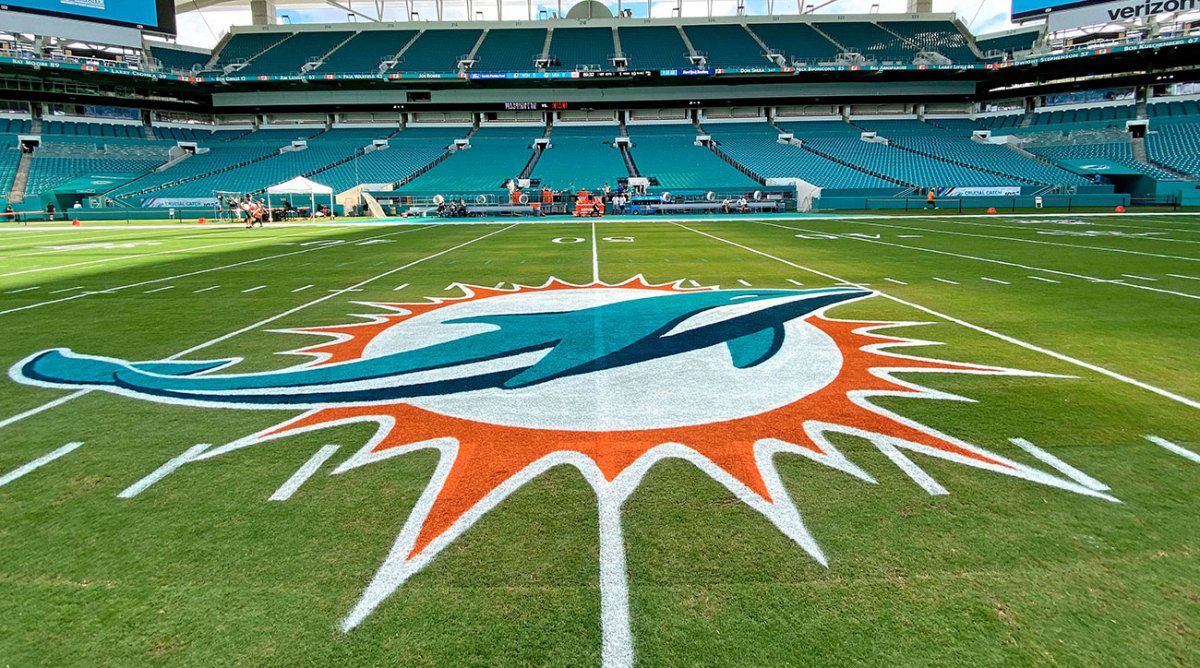 Miami Dolphins make changes to coaching staff