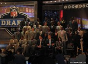 2011 NFL Draft Prospects on Stage