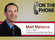 Mat Maiocco of CSN
