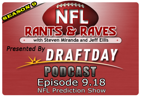 Episode 9.18 – NFL Prediction Show