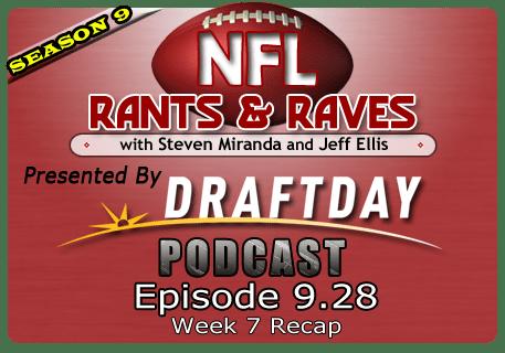 Episode 9.28 – Week 7 Recap