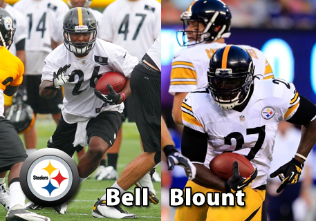 Le'Veon Bell and LeGarrette Blount Charged with Marijuana Possession