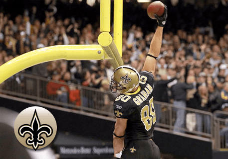"Jimmy Graham: ""I just gotta stop doing that now."""