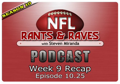 Episode 10.25 – Week 9 Recap
