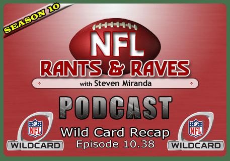 Episode 10.38 – Wild Card Recap