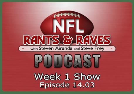 Episode 14.03 – Week 1 Show