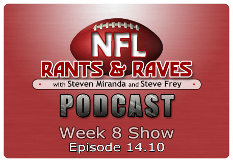 Episode 14.10 – Week 8 Show