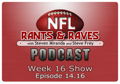 Episode 14.16 – Week 16 Show