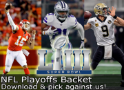 2018 NFL Playoffs